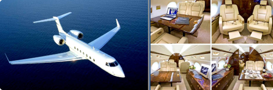 Gulfstream-450 Arriendo Jets Privado Chile